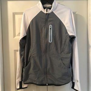 Coolibar Womans Zip Front Jacket UPF 50+